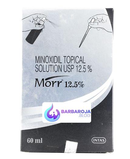 Minoxidil Morr 12.5