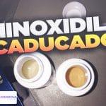 minoxidil caducado