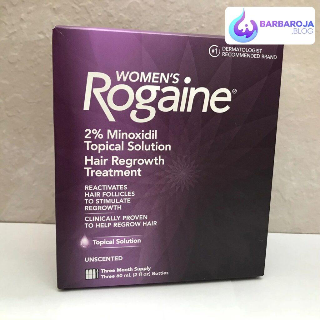 minoxidil rogaine 2