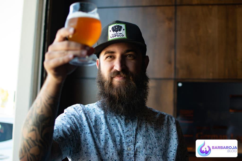 levadura de cerveza para barba