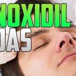 minoxidil cejas hombres