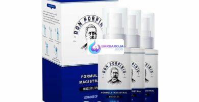 Bálsamo para barba Don Porfirio